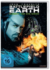 Battlefield Earth - Kampf um die Erde DVD (orginal)