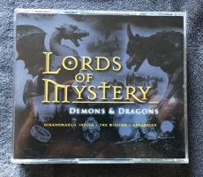 Lords of Mystery - Demons and Dragons - 3 CDs