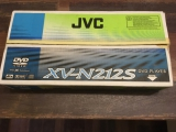 JVC DVD Player XV-N212S